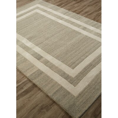 Gramercy Double Border by kate spade new york Rug Size: Rectangle 9 x 12