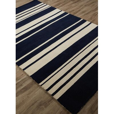 Astor Hampton Stripe by kate spade new york Rug Size: Rectangle 4 x 6