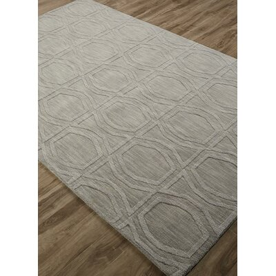 Astor Bow Tile by kate spade new york Rug Size: Rectangle 4 x 6