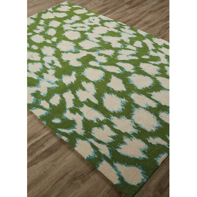 Gramercy Leopard Ikat by kate spade new york Rug Size: Rectangle 5 x 8