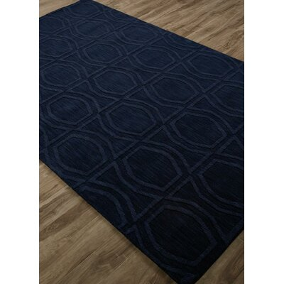 Astor Bow Tile by kate spade new york Rug Size: Rectangle 9 x 12