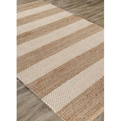 Nolita Hand-Woven Seaside Stripe by Kate Spade New York Rug Size: Rectangle 9 x 12