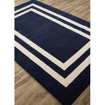 Gramercy Double Border by kate spade new york Rug Size: Rectangle 5 x 8