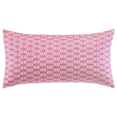 Folk Art Lumbar Pillow
