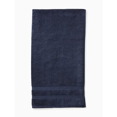 Chattam Bath Towel Color: Navy