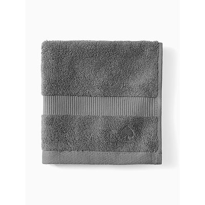Chattam Wash Cloth Color: Graphite