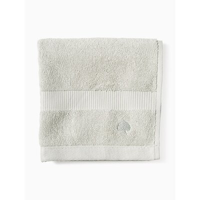 Chattam Wash Cloth Color: Platinum