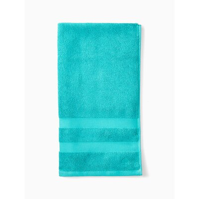Chattam Hand Towel Color: Poolside