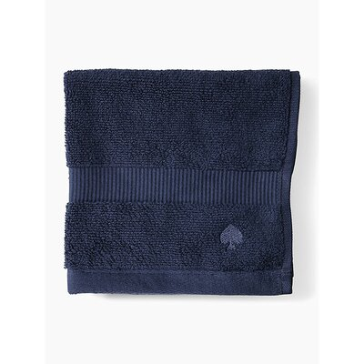 Chattam Wash Cloth Color: Navy