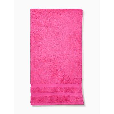 Chattam Bath Towel Color: Pink