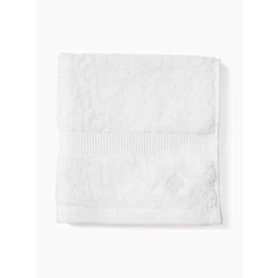 Chattam Wash Cloth Color: White