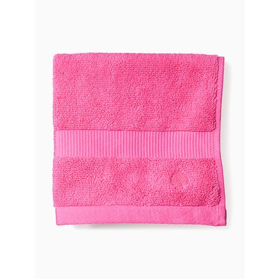 Chattam Wash Cloth Color: Pink