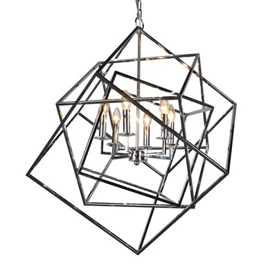 Milian 6-Light Foyer Pendant