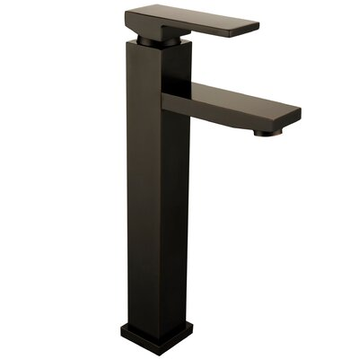 Dana Vessel Faucet Single Handle Finish: Oil Rubbed Bronze