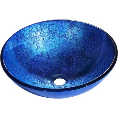 Divant Vessel Circular Bathroom Sink
