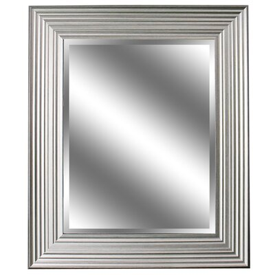 Y Decor Mirrors Silver Woodgrain Mirror EC3137SWG5S