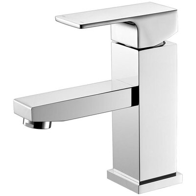 Luxurious Bathroom Faucet Single Handle