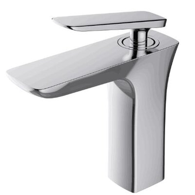 Luxurious Single Handle Bathroom Faucet