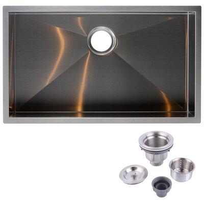 Hardy 32 x 10 Undermount Kitchen Sink