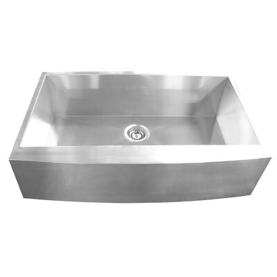 Hardy 30 x 19 Single Bowl Farmhouse Kitchen Sink