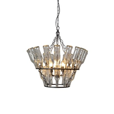 4 Light Candle-Style Chandelier
