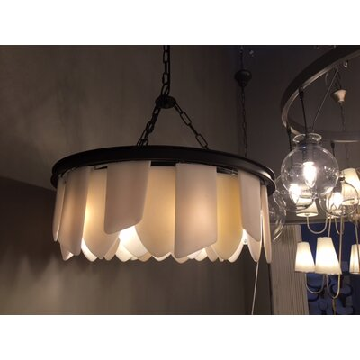 Reasor 6-Light Drum Pendant