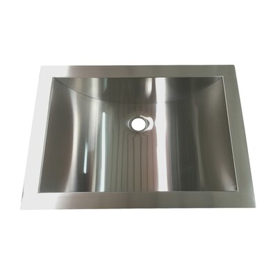 21 x 15 Undermount Kitchen Sink