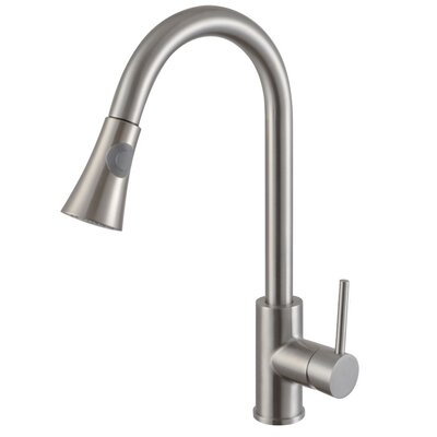 Luxurious Single Handle Kitchen Faucet