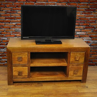 43 TV Stand Color: Brown