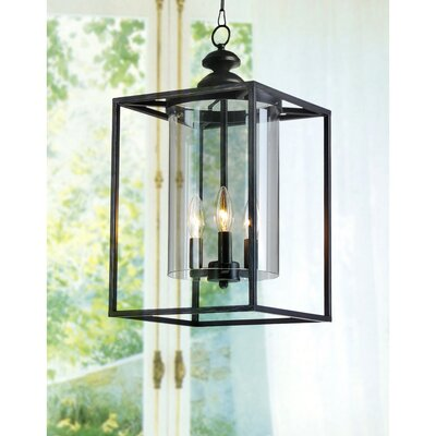 La Pedriza 3-Light Foyer Pendant