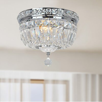 Mckinnon 2-Light Flush Mount
