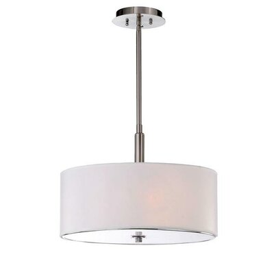 Paxton 3-Light Drum Pendant