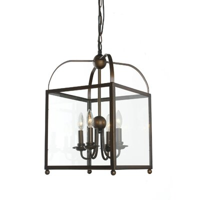 Angelo 4-Light Foyer Pendant