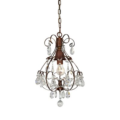 Labbe 1-Light Foyer Pendant