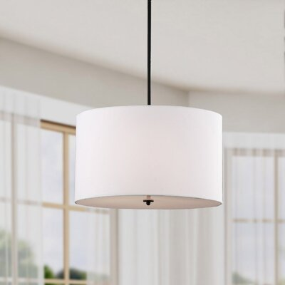 Paylor 4-Light Drum Pendant