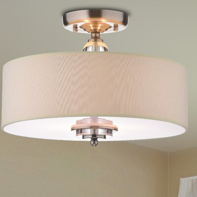 Giovanna 3-Light Flush Mount