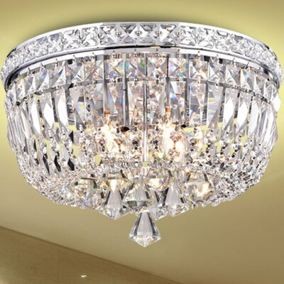 Mckinnon 4-Light Flush Mount