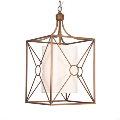 Jil 3-Light Foyer Pendant