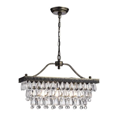 Labonte 3-Light Kitchen Island Pendant