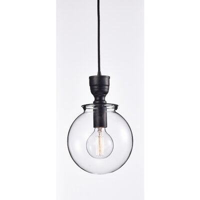 Mouton Modern 1-Light Mini Pendant