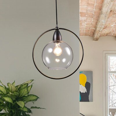 Mouton 1-Light Mini Pendant
