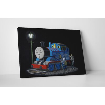 Thomas The Tank Engine Decor Tktb