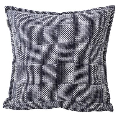 Frenchtown Stitch Cotton Throw Pillow