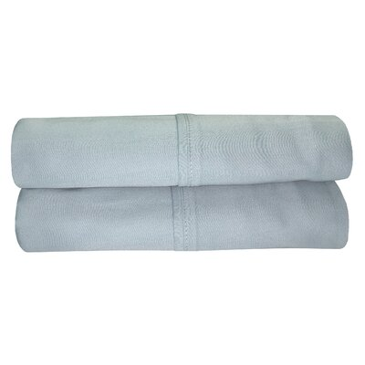 Siesta Pillowcase Color: Periwinkle, Size: Queen