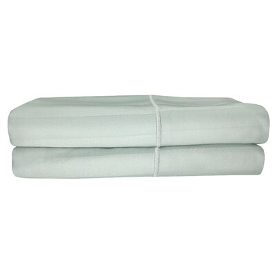 Vertika Pillowcase Color: Mist, Size: King