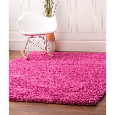 Aurea Pink Area Rug