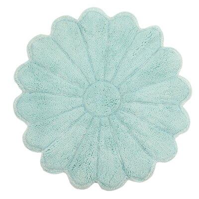Flirt Bath Rug Color: Aruba Blue