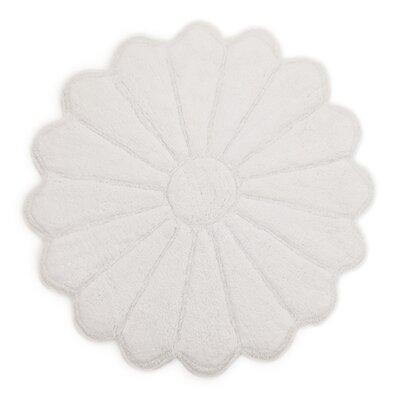 Flirt Bath Rug Color: White