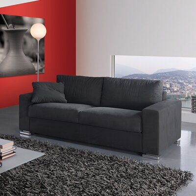 Mercurio BL Sleeper Sofa Upholstery: Techno