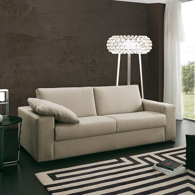 Mercurio BL Sleeper Sofa Upholstery: King